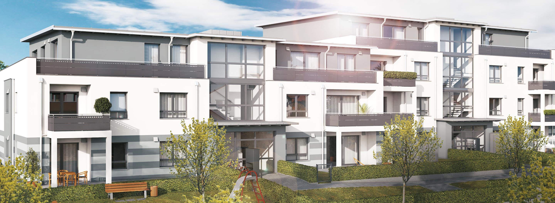 Für den renommierten Bauträger Siebentritt und Donauer konzipiert und realisiert REINGOLD für die komplette Werbung.