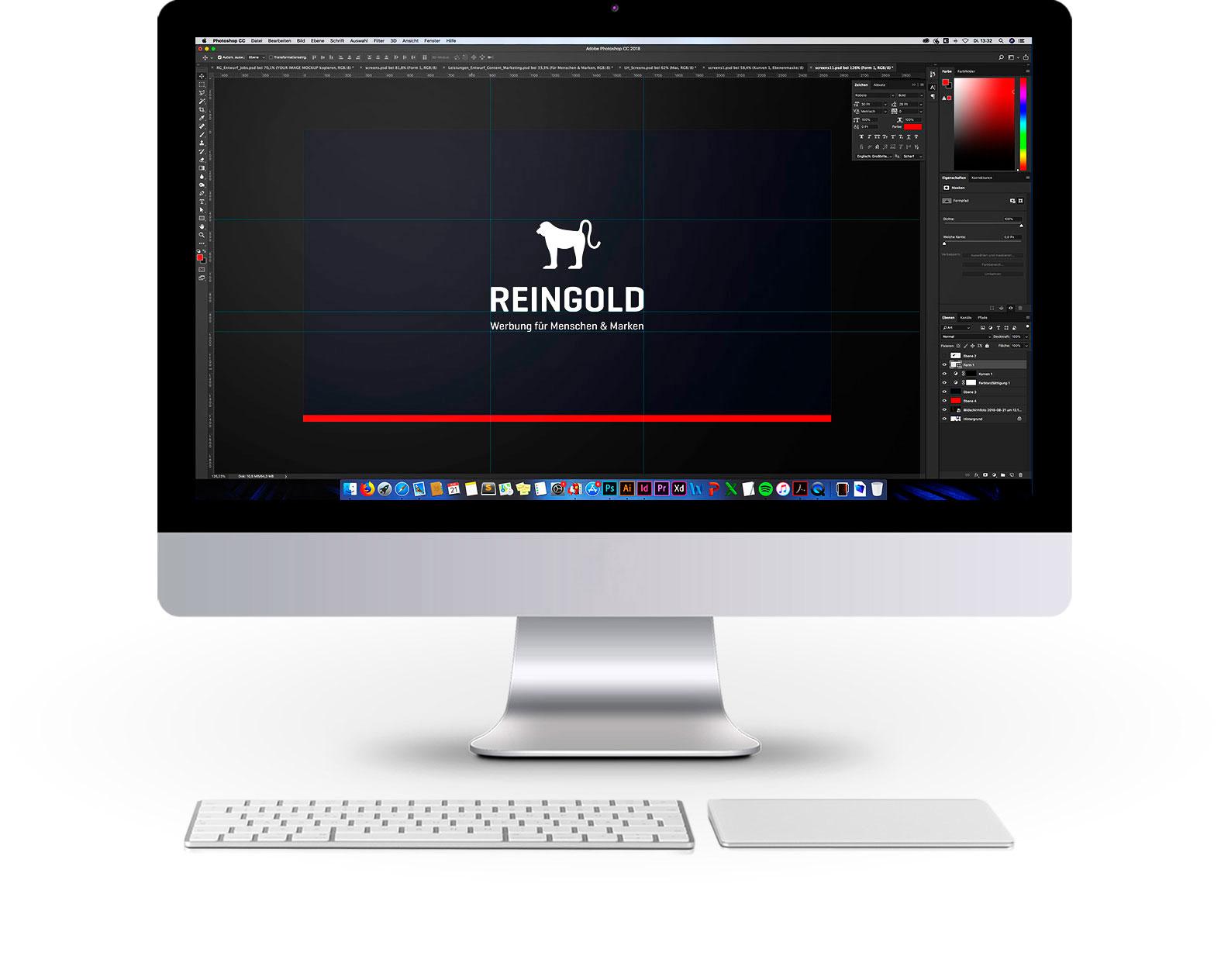REINGOLD – Werbung für Menschen & Marken